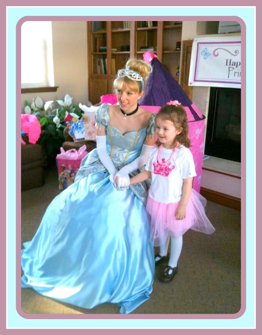 PRINCESS CHARACTER VISITS NJ Kids Party Entertainment Princess
